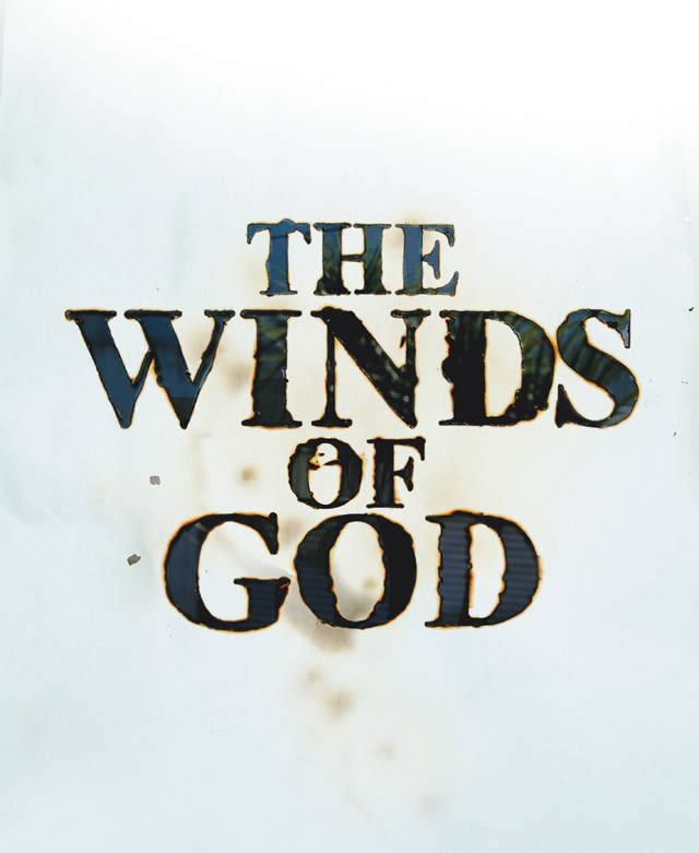 舞台「THE WINDS OF GOD」